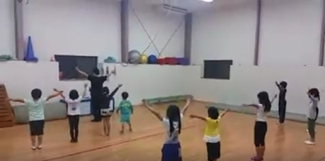 パールズ 体操 スクール